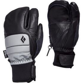 Black Diamond Spark Finger Gloves Women, nickel